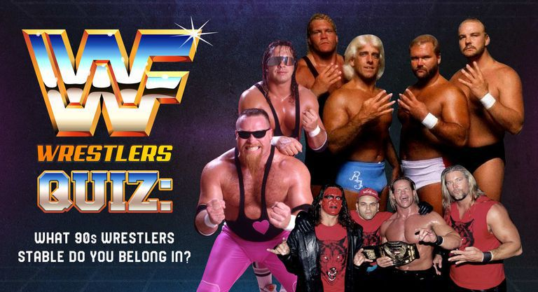 WWF Wrestlers Quiz: What 90s Wrestlers Stable Do You Belong In?