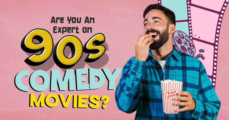 Are You An Expert on 90s Comedy Movies?