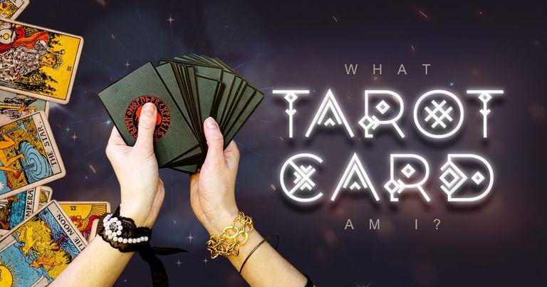 What Tarot Card Am I?