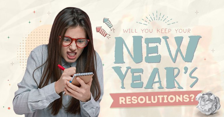 Will You Keep Your New Year's Resolutions?