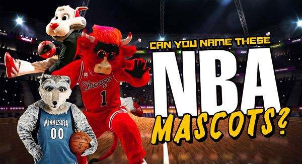 Can You Name These NBA Mascots?