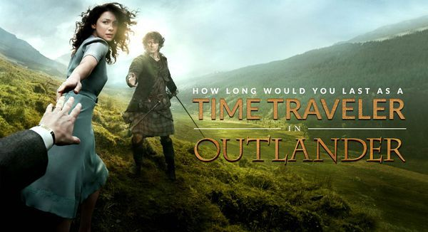 How Long Would You Last as a Time Traveler in Outlander?