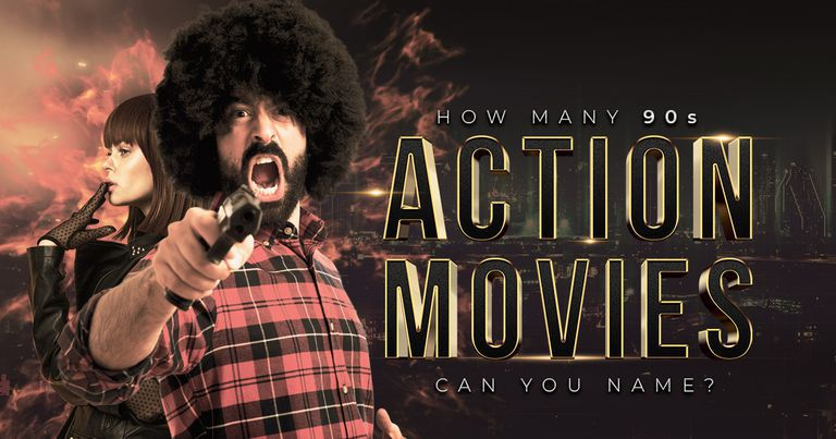 How Many 90s Action Movies Can You Name?