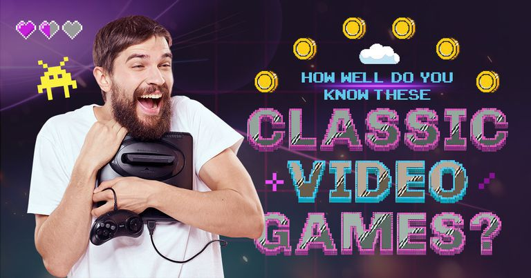 How Well Do You Know These Classic Video Games?