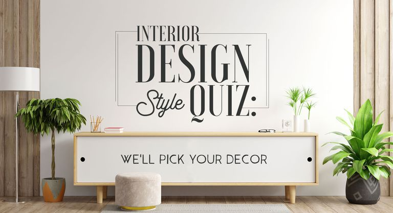 Interior Design Style Quiz: We'll Pick Your Decor