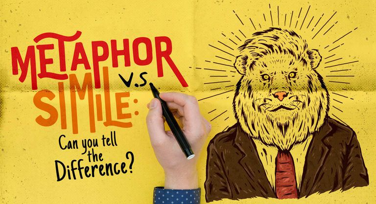 Metaphor vs Simile: Can You Tell the Difference?