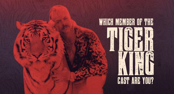 Which Member of the Tiger King Cast Are You?