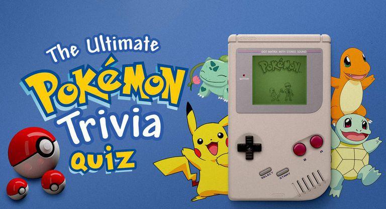 The Ultimate Pokemon Trivia Quiz