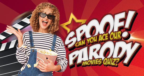 Spoof! Can you ace our parody movies quiz?