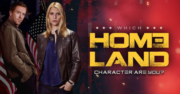Which Homeland Character Are You?