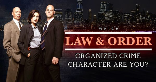 Which Law & Order: Organized Crime Character Are You?