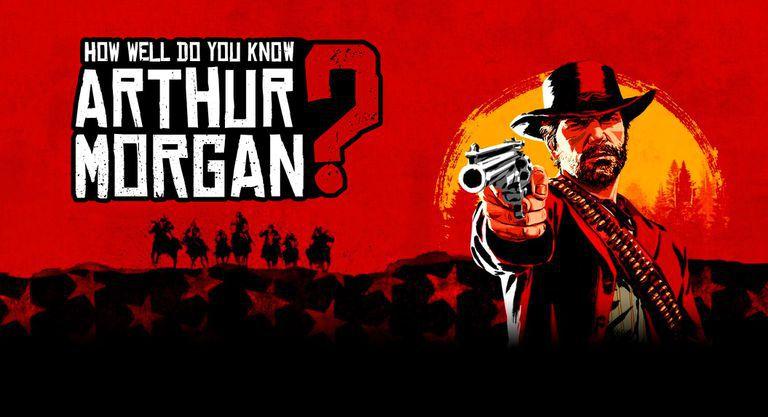 How well do you know Arthur Morgan?