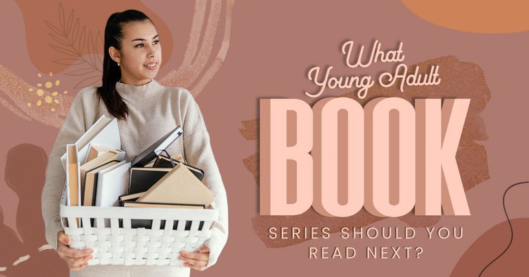 What Young Adult Book Series Should You Read Next?
