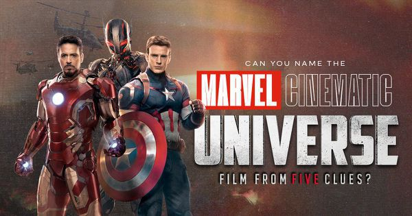 Can You Name The Marvel Cinematic Universe Film From Five Clues?