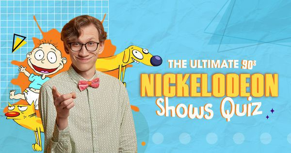 The Ultimate 90s Nickelodeon Shows Quiz