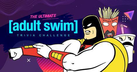 The Ultimate Adult Swim Trivia Challenge
