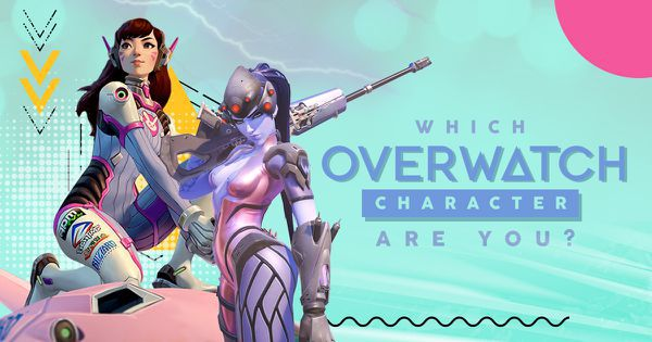 Which Overwatch Character Are You?