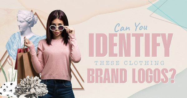 Can You Identify These Clothing Brand Logos?
