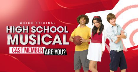 Which Original High School Musical Cast Member Are You?