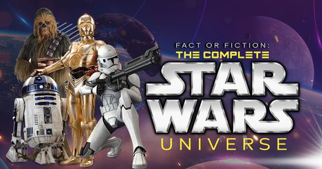 Fact or Fiction: The Complete Star Wars Universe